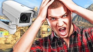 haunted security camera prank on call of duty 2