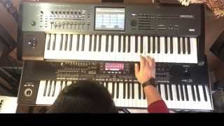 Baran - 100 baar (Instrumental - Live)