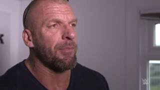 Triple H on Tim Wiese: 'Let's see what he's got'