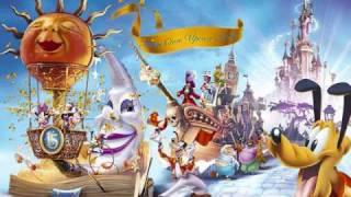 * Disneyland Paris Once Upon A Dream Parade music part 1