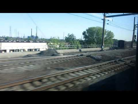 NJT Ride From NYC To Newark Penn Station