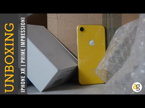 UNBOXING iPhone XR confronto Xs MAX e ... DOMOTICA!