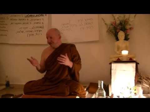Ajahn Amaro - 21.11.14 - Seven Factor of Enlightenment - Contemplation of the Mind