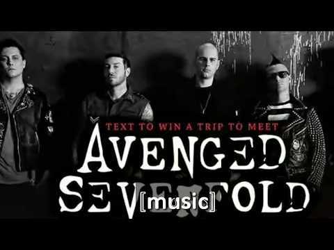 Avenged sevenfold - Dose [lyric video]