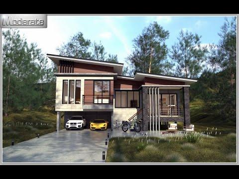 แบบบ้านลอฟท์ชั้นเดียวรองรับแผ่นดินไหวMD13
