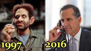 """Как изменились """"Люди в Черном""""? Актеры фильма тогда и сейчас!"""