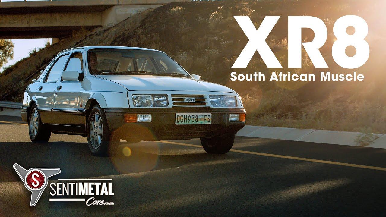 Ford Sierra Xr 8 South African Muscle Car Sentimetal Ep 14