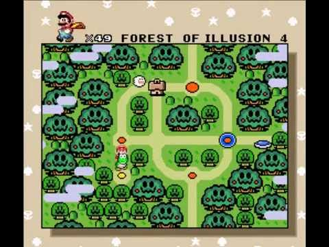 Super mario world 100 walkthrough part 25 forest of illusion 4 super mario world 100 walkthrough part 25 forest of illusion 4 gumiabroncs Image collections