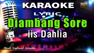 Diambang Sore Karaoke Tanpa Vokal
