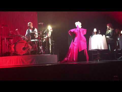 Lady Gaga- Bang Bang (My Baby Shot Me Down) LIVE (Jazz & Piano Vegas 1/20/2019)