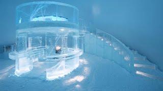 Суперсооружения: Ледяной отель. National Geographic. Наука и образование