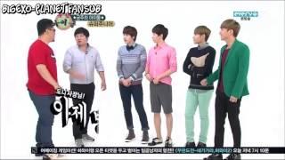 [PT-BR] Weekly Idol 120912 - Super Junior Episódio 1 Legendado (1/2)