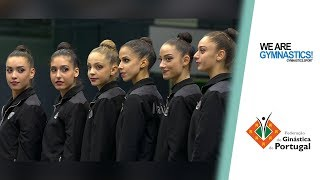 2019 Portimao Rhythmic Gymnastics World Challenge Cup – Highlights Group competitions thumbnail