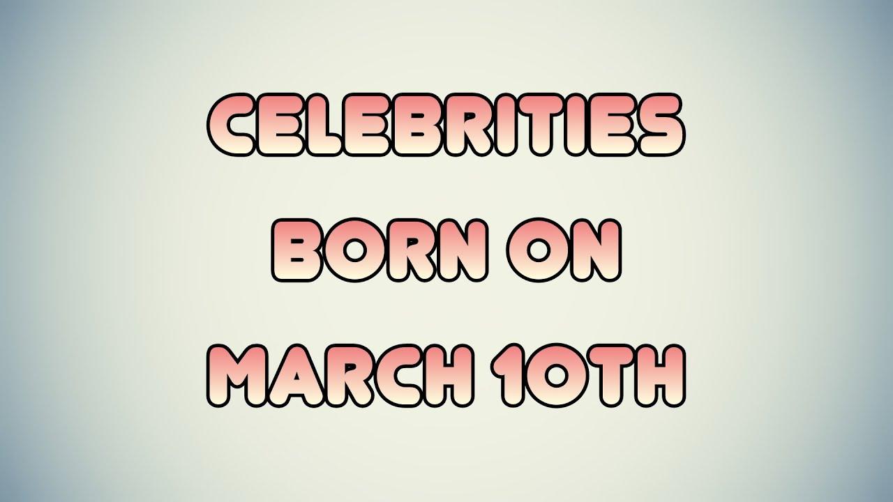 March Birthdays | Famous Birthdays