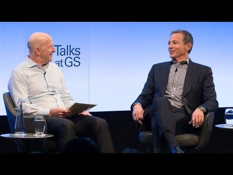 Talks at GS – Bob Iger: Leading the Walt Disney Company Into The Future