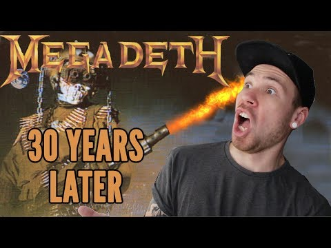 "MEGADETH'S ""So Far, So Good... So What!"" Turns 30 
