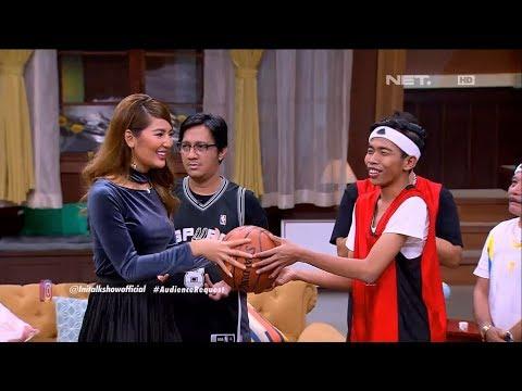 Semua Modus Pas Diajarin Basket Sama Maria Selena - The Best of Ini Talk Show