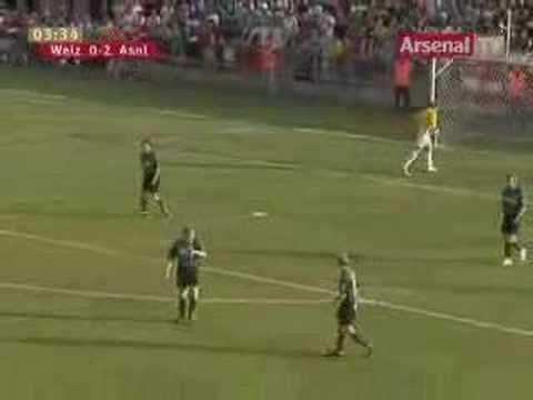 Thierry Henry's Best skill goal