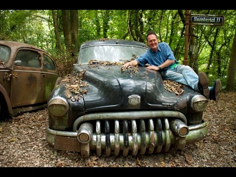 Million Dollar Car Graveyard