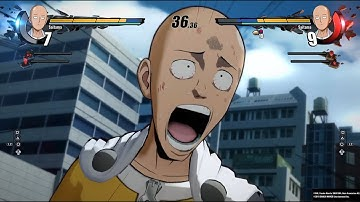 One Punch Man: A Hero Nobody Knows   Saitama vs Saitama - TGS 2019 Gameplay