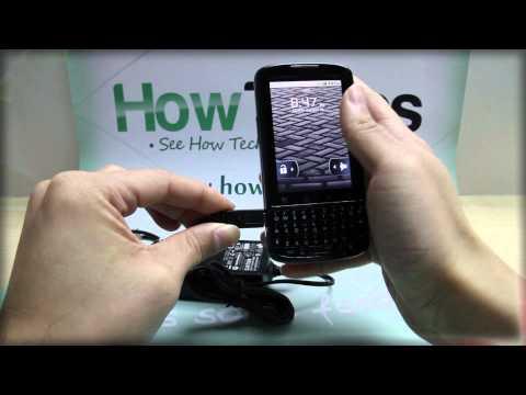 Motorola Droid Pro: Basics