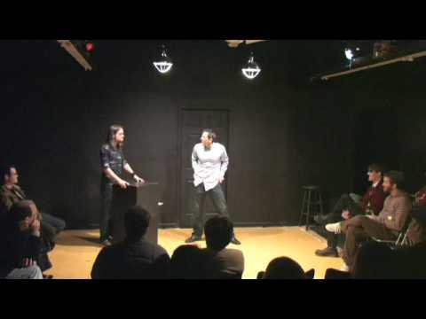 Chris Nalesnik and Brad Binkley Duo 1-31-09 Part 2...