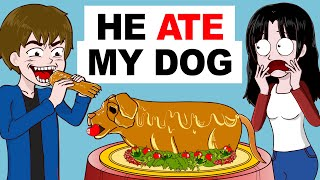 My Psycho Brother Ate My Dog