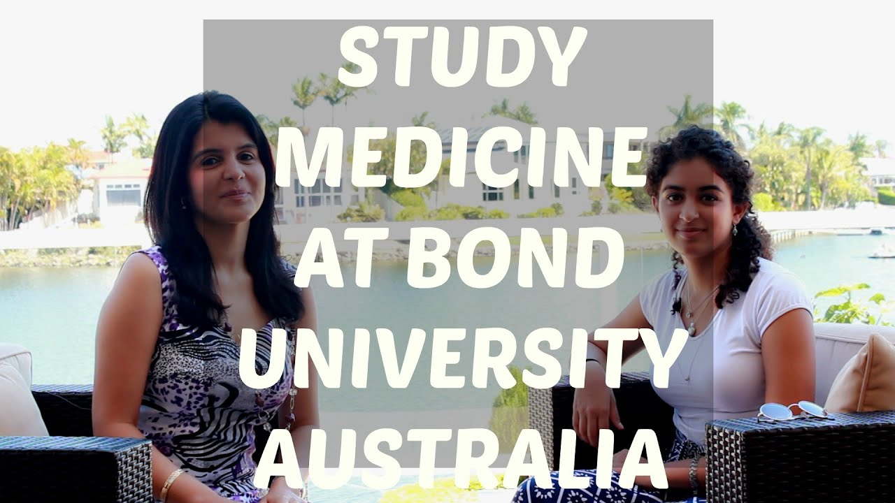 College Experience - Studying Medicine at Bond University ...