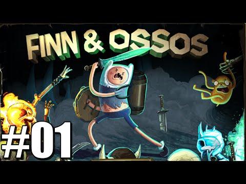 Finn & Ossos : Indo Salvar Jake