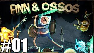 Finn & Ossos #01: Indo Salvar Jake