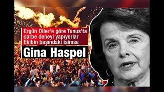 Ergün Diler Tunus üzerinden kurgulanan yeni oyunu ve aktörlerini yazdı : Gina Haspel