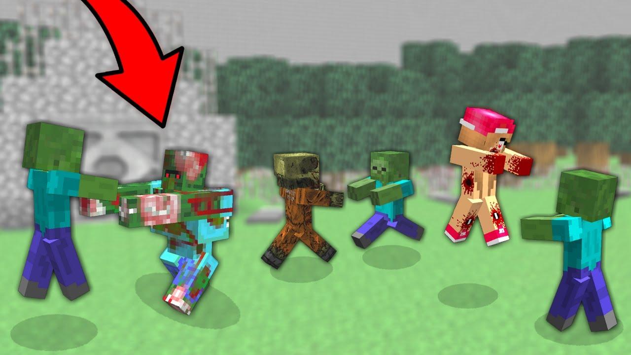 SAVAŞ VE BARIŞ ÇILDIRDI TRUMP VE MERKELİ KOVALIYOR! 😂 - Minecraft