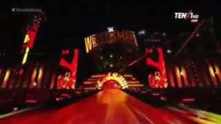 Wrestlemania 33 Randy orton entrance ...
