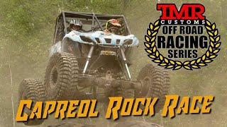 Rock Crawlers head to head racing - Capreol TMR Customs Off Road Racing Serries