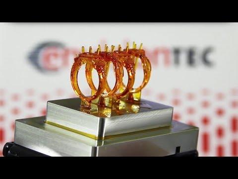 EnvisionTEC cDLM | Best Cast Inc
