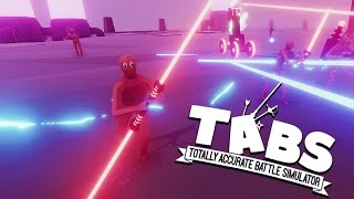 Totally Accurate Battle Simulator Star Wars Battles & Dark Peasant