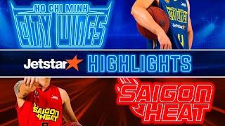 Highlights VBA 2019 || Game 4: Hochiminh City Wings vs Saigon Heat | 06.06