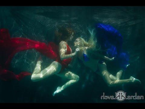 Behind the Scene -- Underwater Photoshoot with Natalie ...