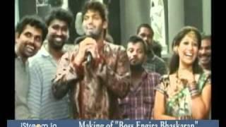 Boss Engira Bhaskaran: Making