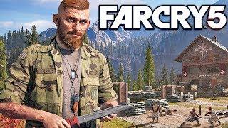 Far Cry 5 Full Game Walkthrough Part 1! (Far Cry 5) thumbnail