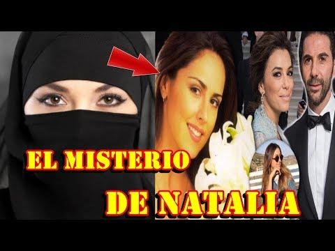 ASÍ VIVE LA MISTERIOSA NATALIA ESPERON