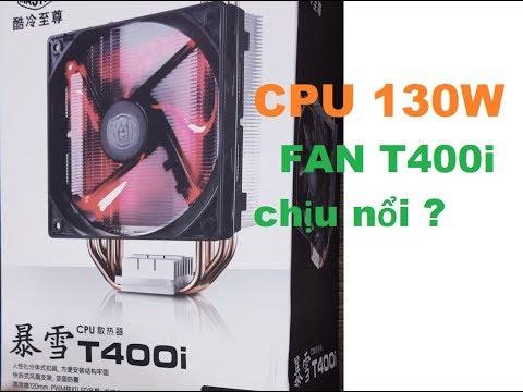"T400i I FAN Cooler T400i giá 300 nghìn ""ngon ko""?"