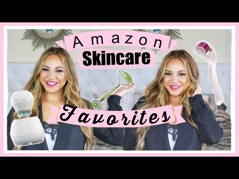 Amazon Favorites Skincare Edition