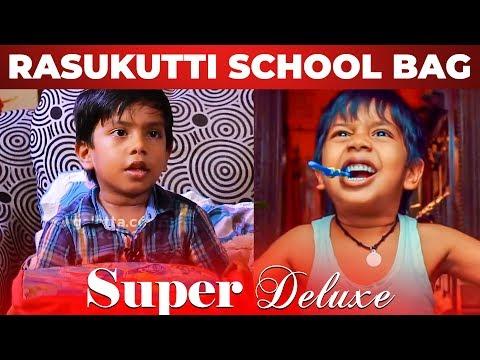 ROFL: IPL Kid Ashwanth's Schoolbag   Mella Thirandhathu Kadhavu