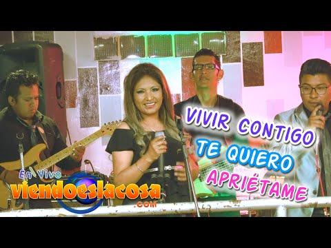 VIDEO: LA NUEVA RUMBA - Éxitos En La Voz De Jhoanna Pinto ¡En VIVO! - VIENDO ES LA COSA 2019