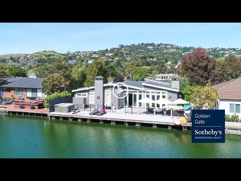 11 Edgewater Rd Belvedere CA | Belvedere Homes for Sale