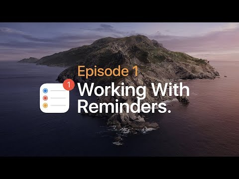 How To Set Up Apple's New Reminders App