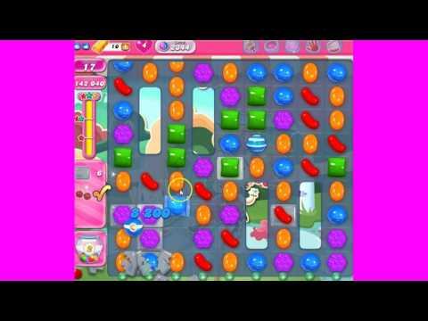 Candy Crush Saga Level 2344 ~ no boosters