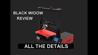 TEVO Black Widow V3 REVIEW - All the details