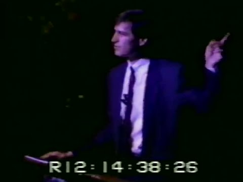 The NeXT Introduction - October 12, 1988